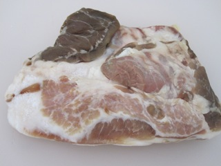 Cured Jowl