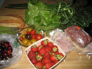 Farmer's Market 6-27-09