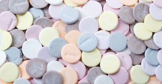 New Necco Wafers