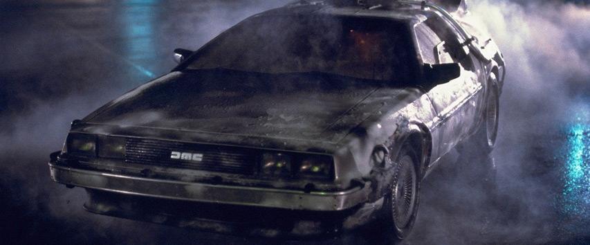 Delorean DMC 12, carro do filme De Volta para o Futuro - Bem Auto Oficina mecânica especializada no Kobrasol, São José, Florianópolis, Biguaçu, Palhoça - Carros que marcaram a história do cinema