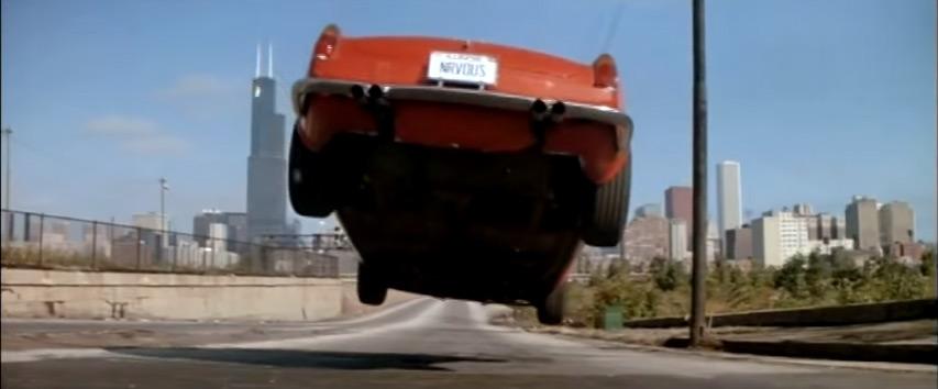 Ferrari 250 GT Spyder California, filme Curtindo a Vida Adoidado - Bem Auto Oficina mecânica especializada no Kobrasol, São José, Florianópolis, Biguaçu, Palhoça - Carros que marcaram a história do cinema