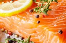 Bolo de salmão