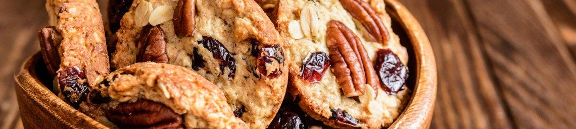 Cookies Integrais