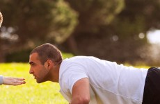 Exercícios em casal