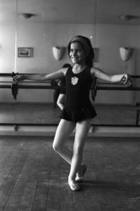 Eu, bailarina!