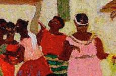 Pedro Figari Nostalgias Africanas