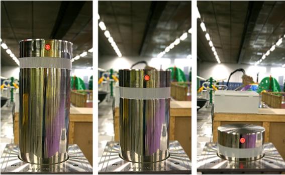 Pilona Telescópica Hidráulica Grande H275AHG