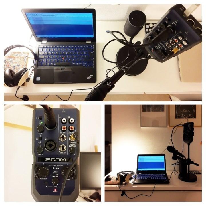 Herramientas de grabación