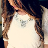Flattering Necklace Lengths for your Body and Style