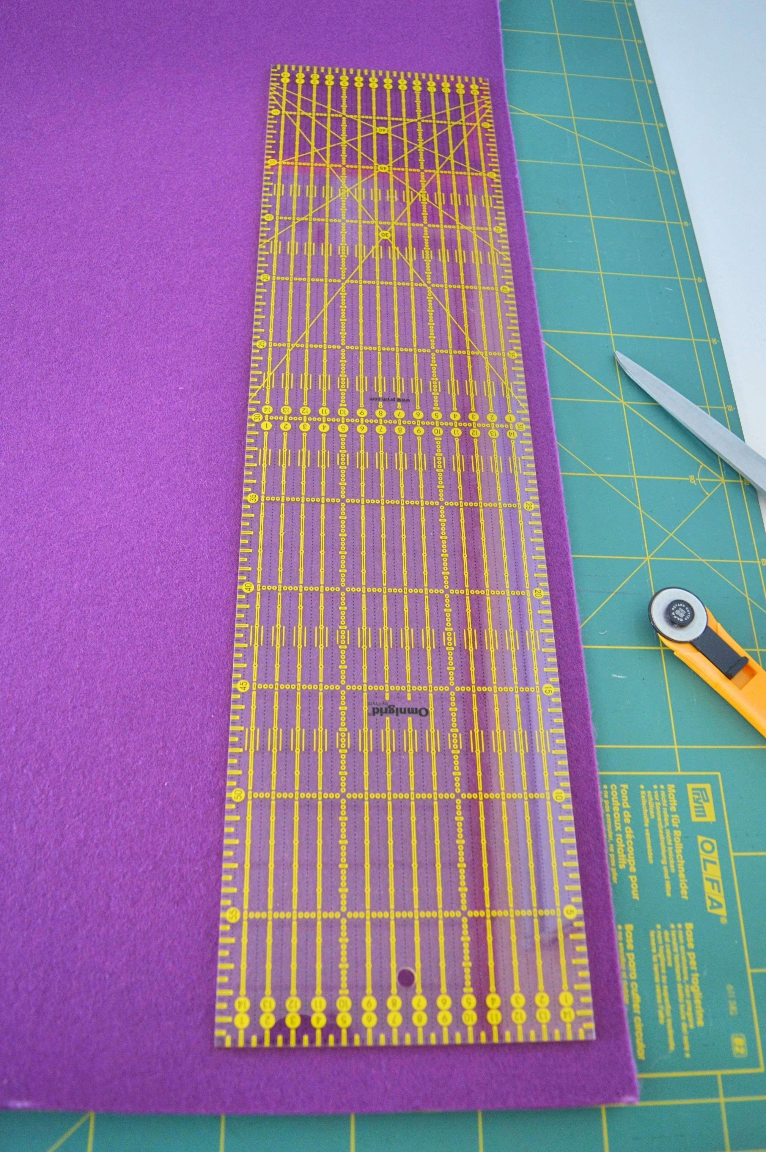 How To Make A Ruler Holder