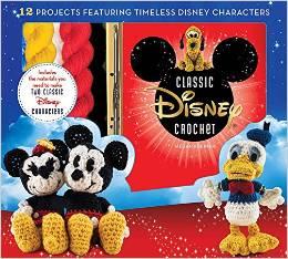 Disney Classic Crochet by Megan Kreiner