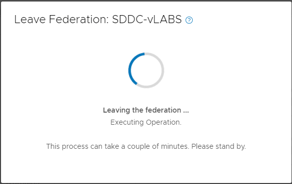 FederationLeave