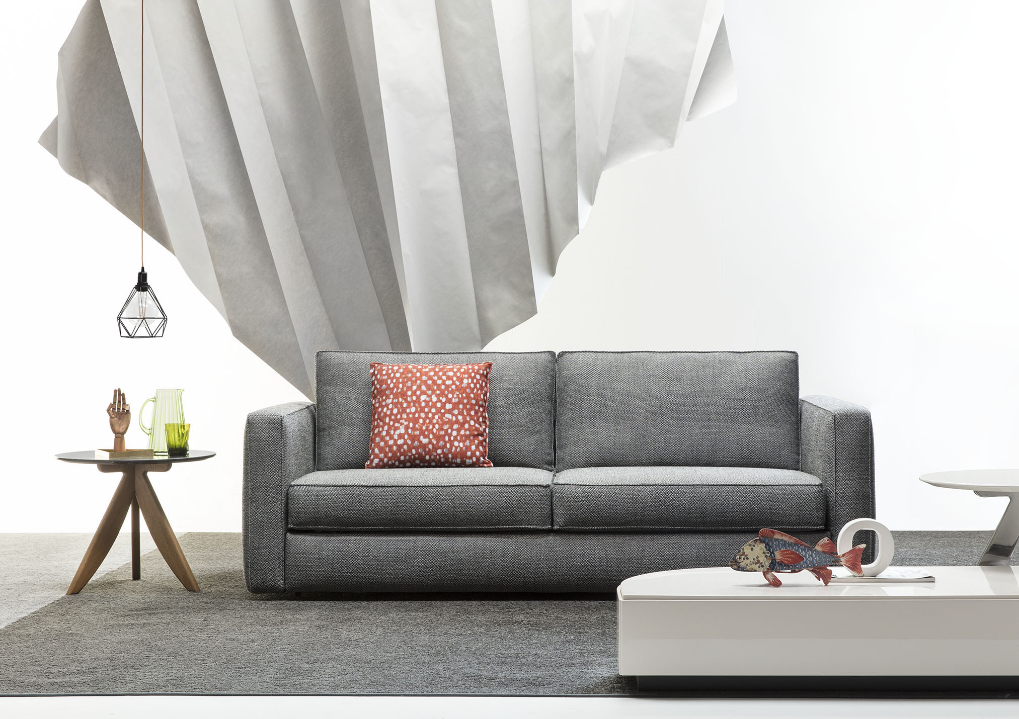 Berto Salotti Meda Gulliver Sofa Bed Made By Berto For Furnish 7 Different Homes