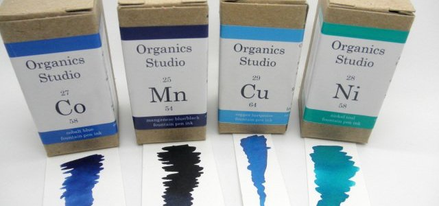Organics Studio Bottled Ink Returns to Bertram's Inkwell