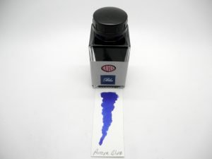 Aurora Blue Ink