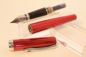 Diplomat Excellence A² Skyline Red Fountain Pen