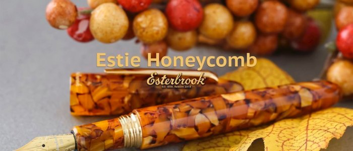 Esterbrook Estie Honeycomb Fountain Pen