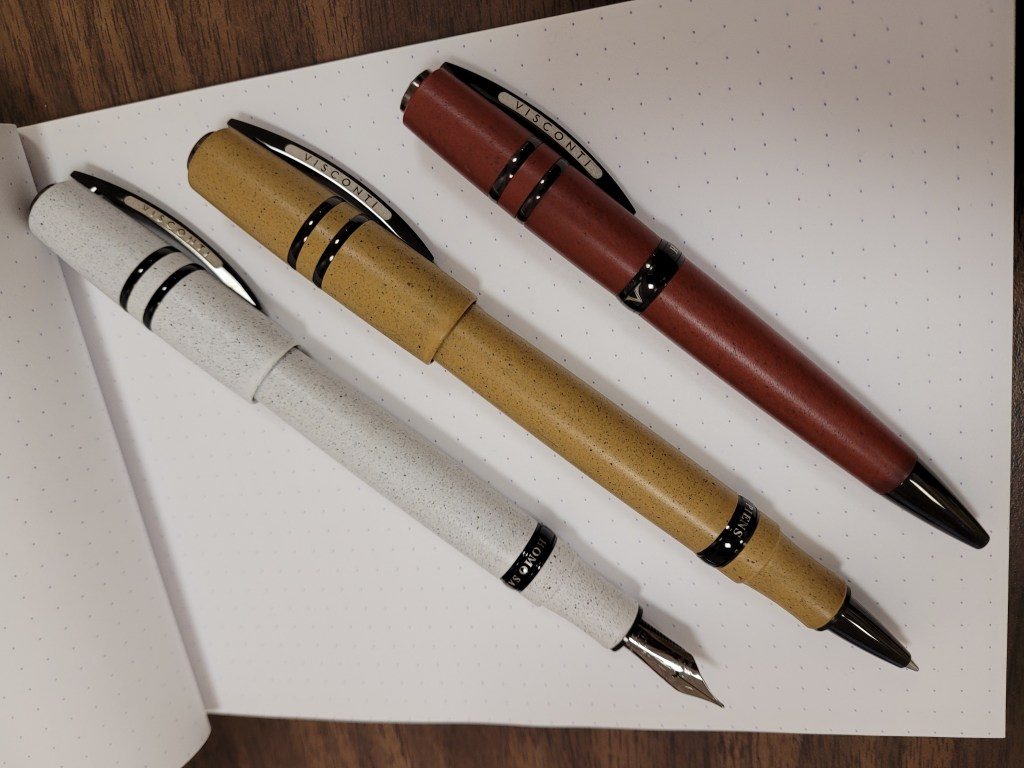 Visconti Homo Sapiens Lava Colors