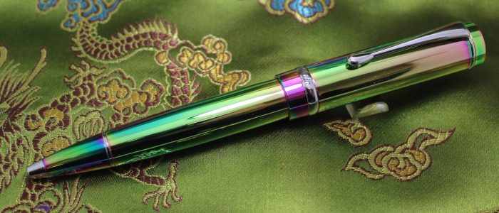 Conklin Duragraph Special Edition Rainbow Collection