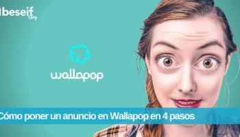 como poner anuncio en wallapop