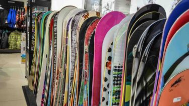 equipacion snowboard segunda mano