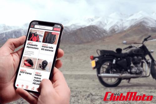 lanzamiento uves club moto