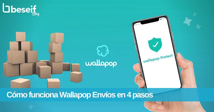 como funciona wallapop envios