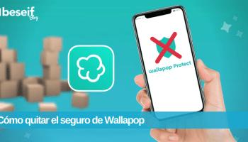 quitar seguro wallapop