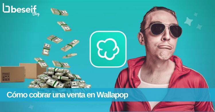 como cobrar en wallapop