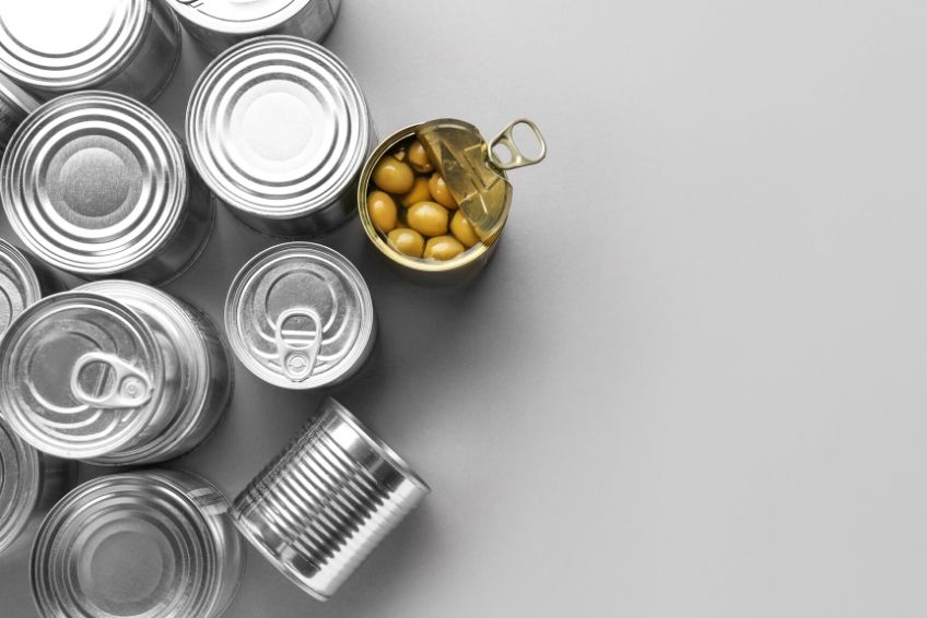 Types of Packaging Materials Used in Food