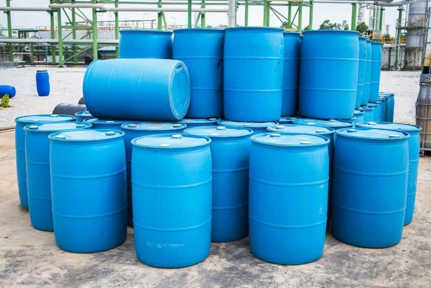 The Different Ways To Keep 55-Gallon Plastic Barrels Clean