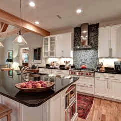 Living Room And Kitchen Paint Colors Grey Leather Furniture What's Cooking In The Kitchen: Design For All! – Best ...