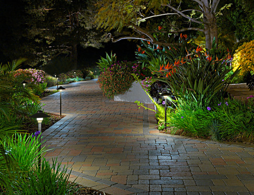 3 Steps to Outdoor Lighting