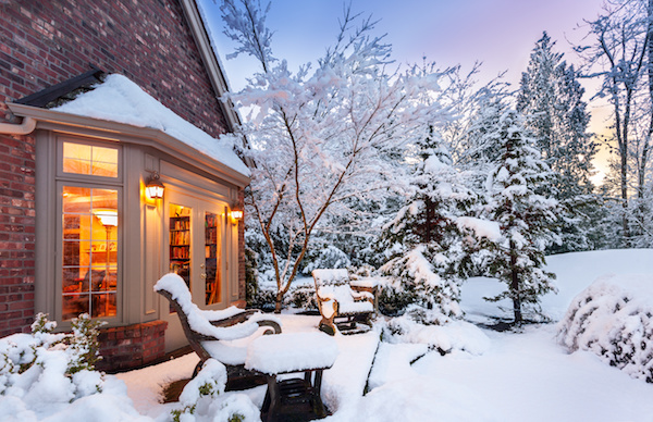 Must-have lights to winterize your home