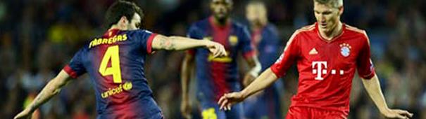 Bayern - Barcelona