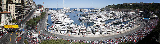 Formel 1 Grand Prix von Monaco