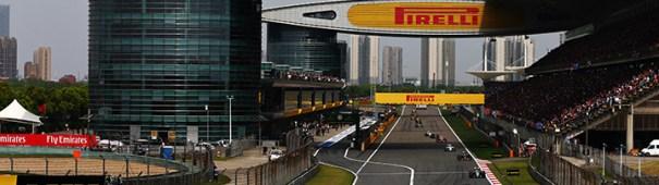 Formel 1 Großer Preis von China