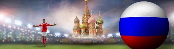 Fußball-WM 2018 Russland