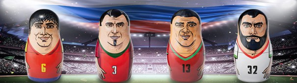 Fußball-WM 2018 Gruppe B