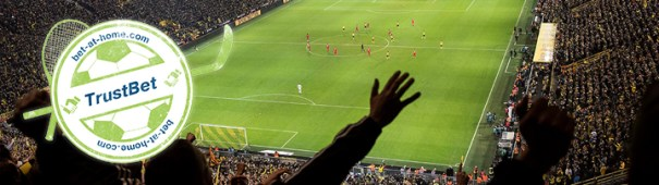 TrustBet Header Fußball Top-Ligen