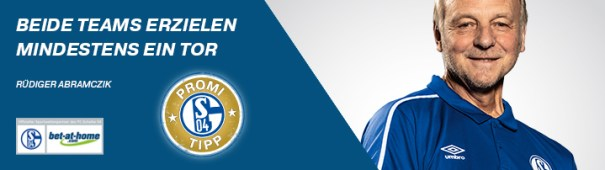 Schalke Promi-Tipp Abramczik