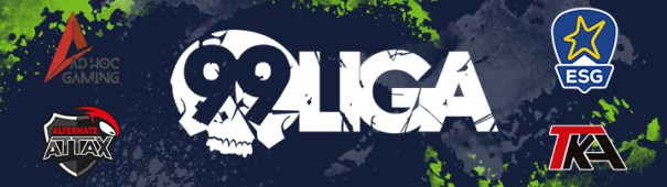 Blog Header 99Damage Liga Saison 14