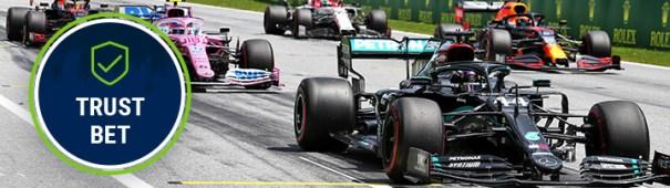 F1 GP Österreich TrustBet