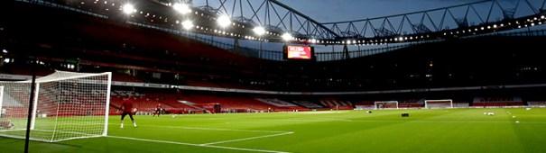 Fußball Stadion Blog Header