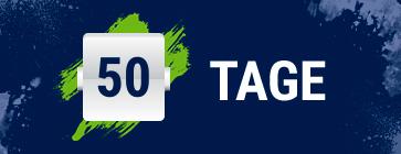 EURO Countdown - 50 Tage