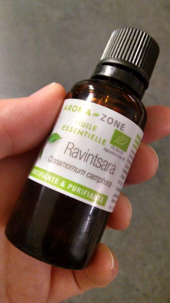 L'huile essentielle de ravintsara. blog Betilami