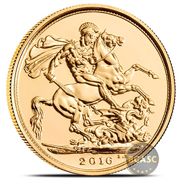 2016 great britain gold sovereign bgasc