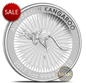 2017 silver Kangaroo