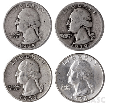 washington quarters image bgasc