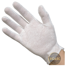 Cotton gloves bgasc